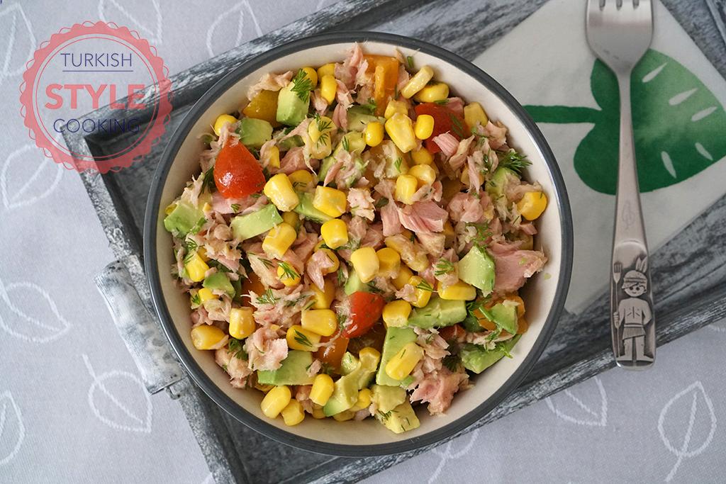 Tuna Salad With Tomato Recipe