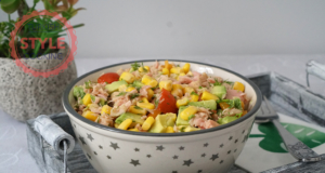 Tuna Salad With Tomato Recipe