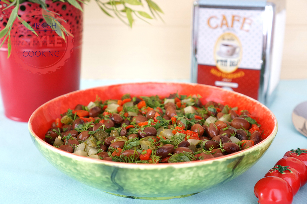 Kidney Bean Salad Recipe