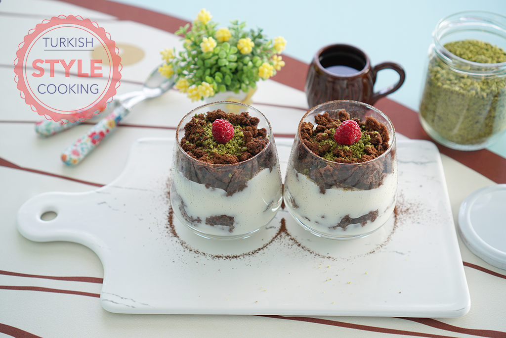 Cake Parfait Recipe