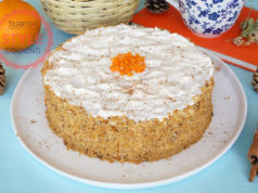 Carrot Cake With Frosting Recipe