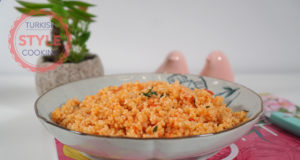 Tomato Bulgur Pilaf Recipe