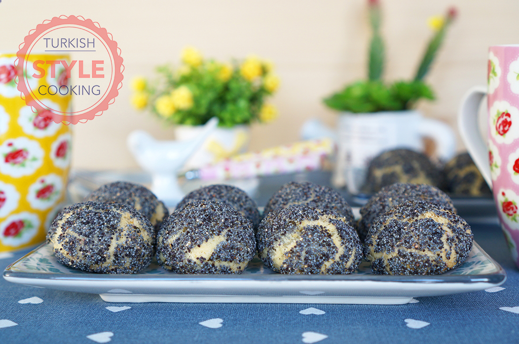 Savory Poppy Seed Cookie Recipe