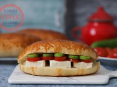 Sandwich Roll Recipe