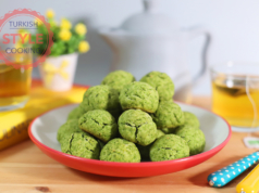 Savory Spinach Cookie Recipe