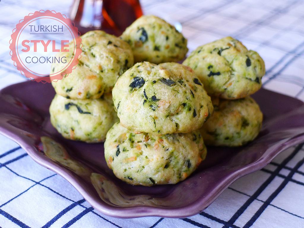 Spinach Cookie Recipe