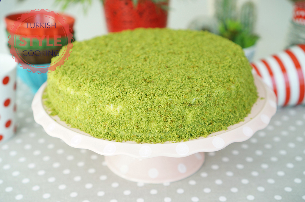 Spinach Cake Recipe