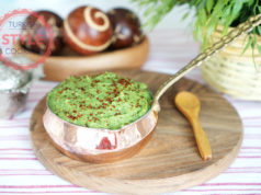 Green Mashed Potatoes with Spinach Recipe