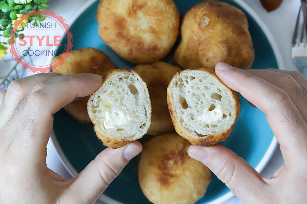 Fried Cheese Pastry Recipe