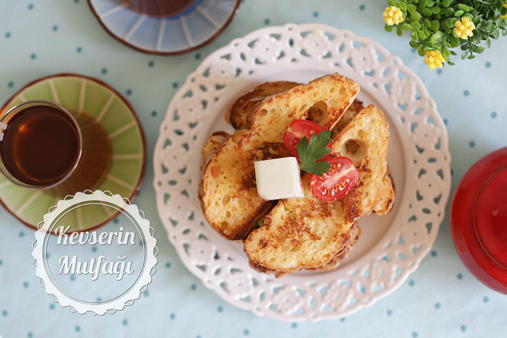 Yumurtalı Ekmek Recipe