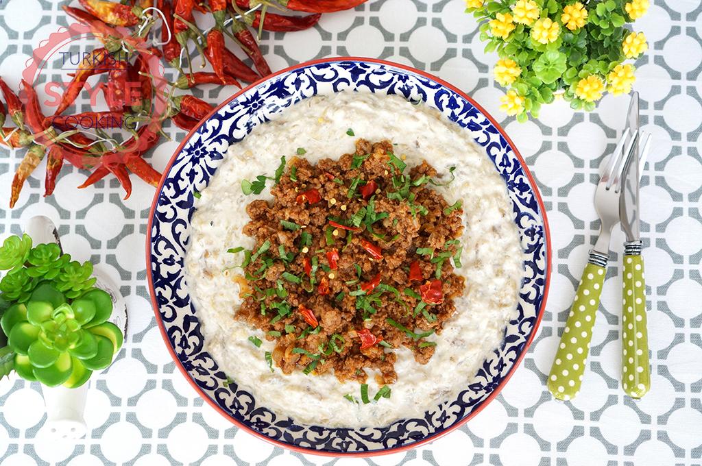 Ali Nazik Kebab Recipe
