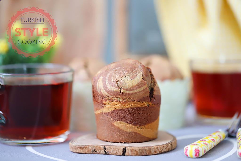 Pistachio Mosaic Muffin Recipe