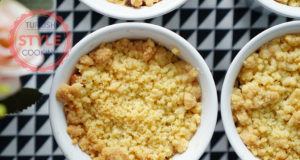 Quince Crumble Recipe