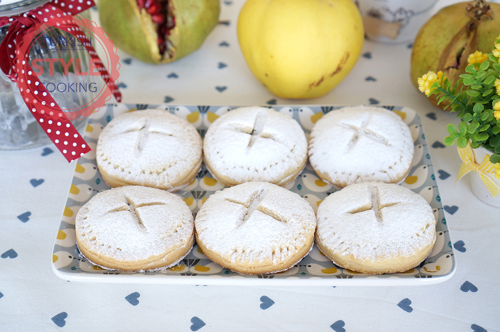 Quince Filled Cookies Recipe