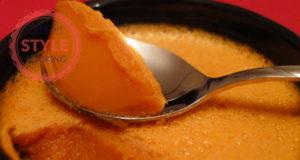 Pumpkin Panna Cotta Recipe