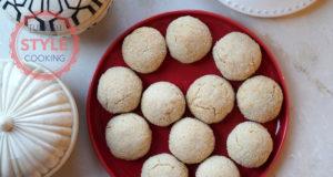 Honey And Walnut Cookie Recipe