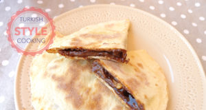 Chocolate Gozleme Recipe