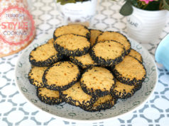 Black Cumin Cookies
