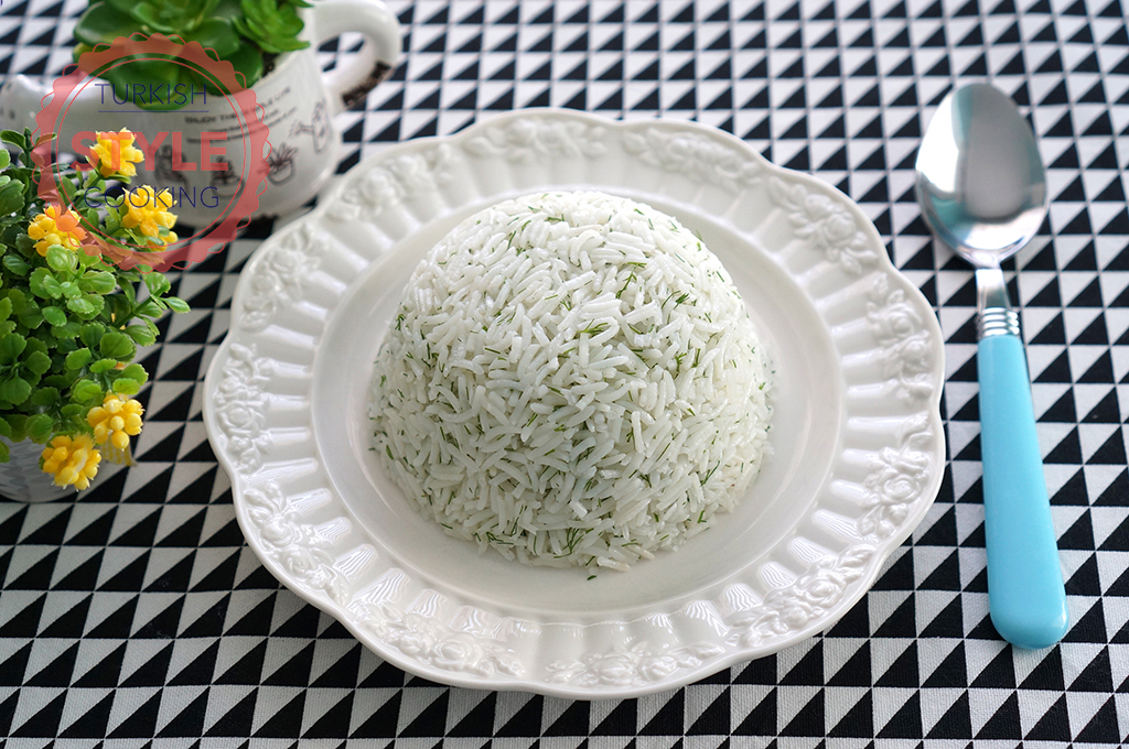 Rice Pilaf With Dill Recipe