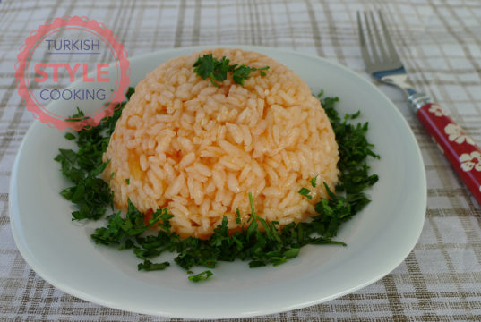 Tomato Pilaf Recipe