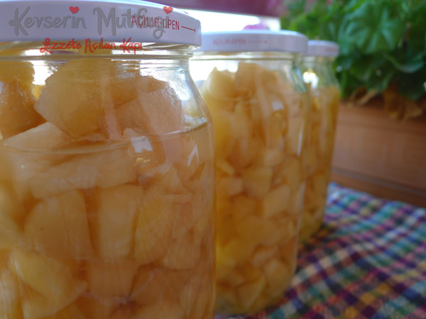Canned Apples Recipe