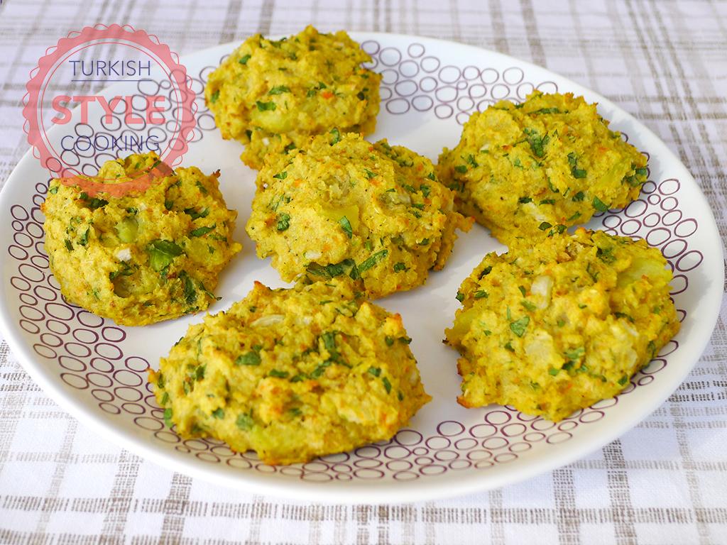 Baked Vegetable Kofte RecipeBaked Vegetable Kofte Recipe