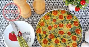 Turkish Style Florentine Omelette