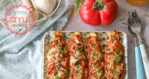 Baked Zucchini Dolma Recipe