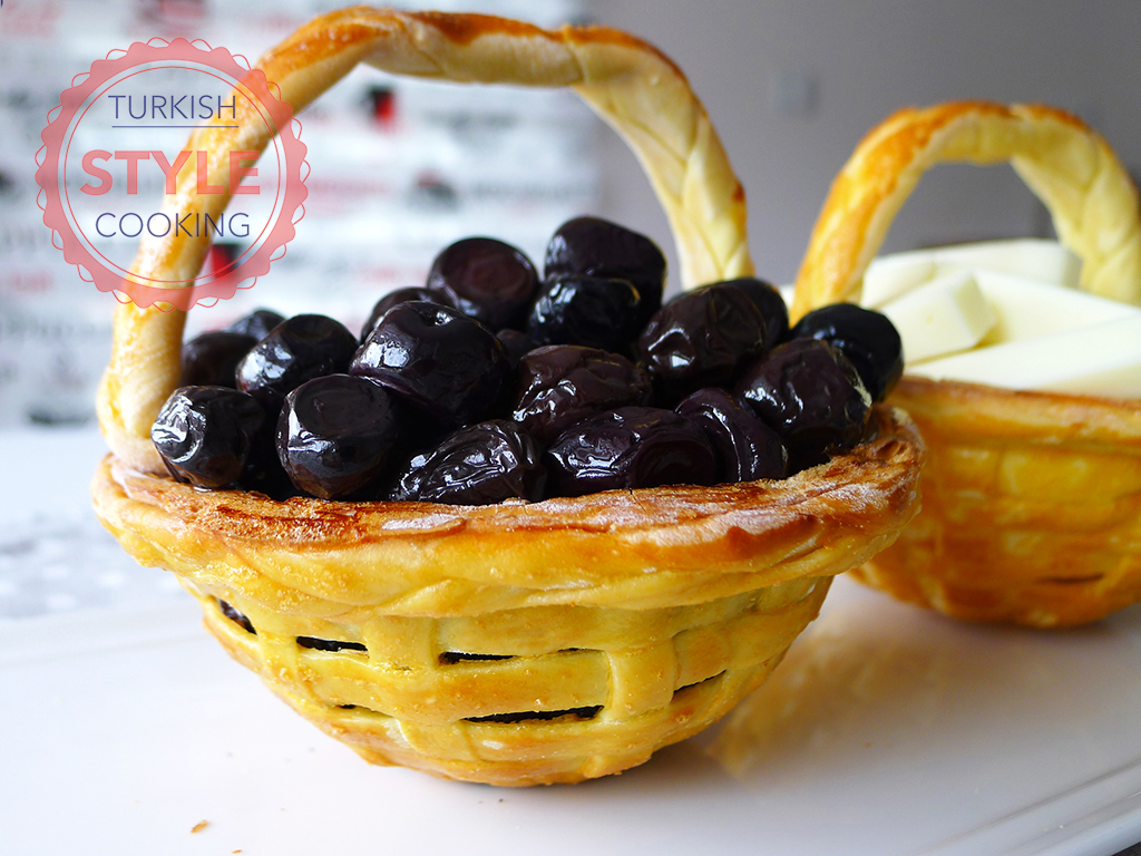 Braid Dough Basket Recipe