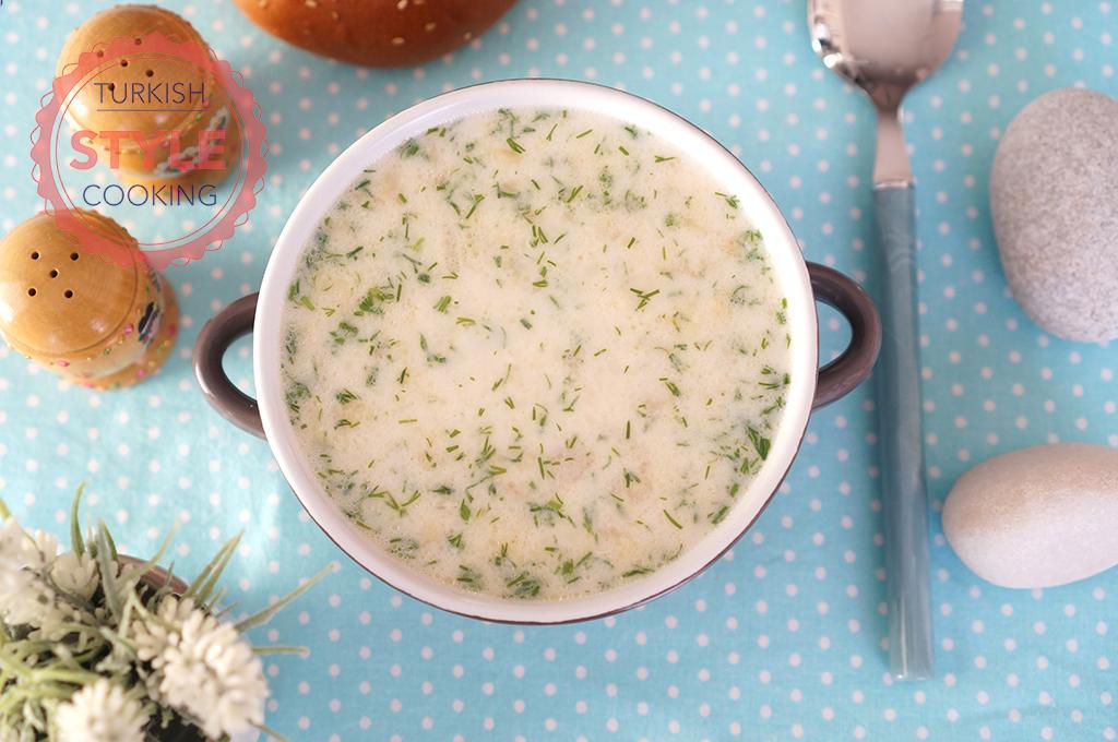 Creamy Cabbage Soup Recipe