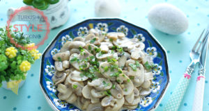 Sauteed Mushroom With Cream Recipe
