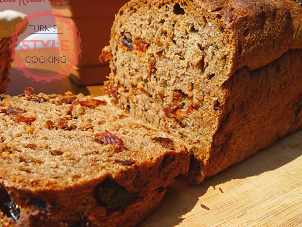 Rye Bread With Sun-Dried Tomatoes Recipe