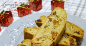Dried Fruit Biscotti Recipe