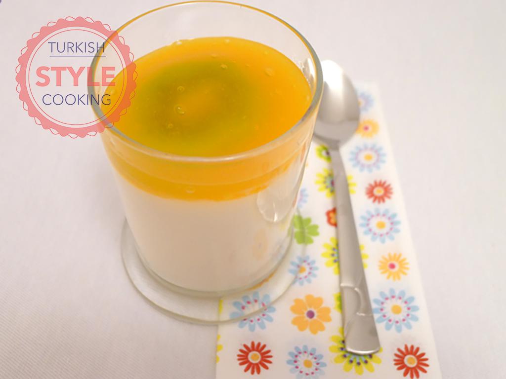 Mandarine Dessert Recipe