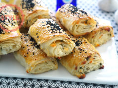 Turkish Feta Cheese Borek Recipe