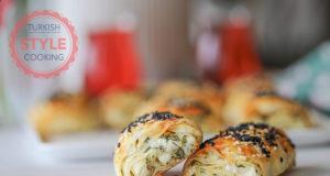 Turkish Feta Cheese Borek Recipe