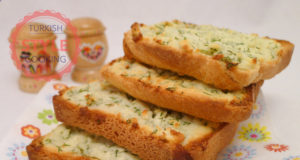 Cheesy Crunchy Bread Slices Recipe