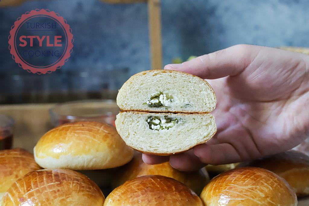 Turkish Feta Cheese Pastry Recipe