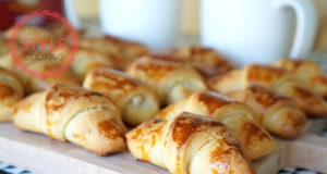 Cheese Pastry Rolls Recipe