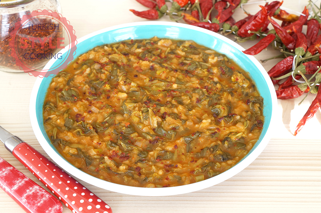 Purslane With Rice Recipe