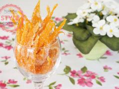 Orange Peel Candy Recipe