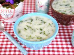 Arugula Soup Recipe