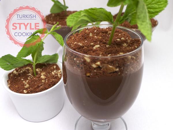 Chocolatta Pudding In A Pot Recipe