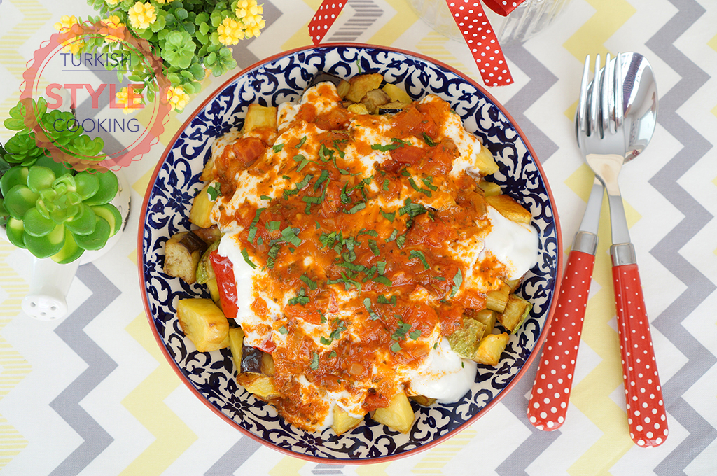 Shakhuka (Fried Vegetables) Recipe