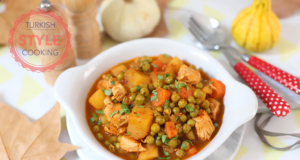Chicken with Vegetable Recipe
