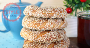 Turkish Bagel Simit Recipe