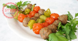 Baked Shish Kofte Recipe