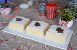 Semolina Dessert Recipe