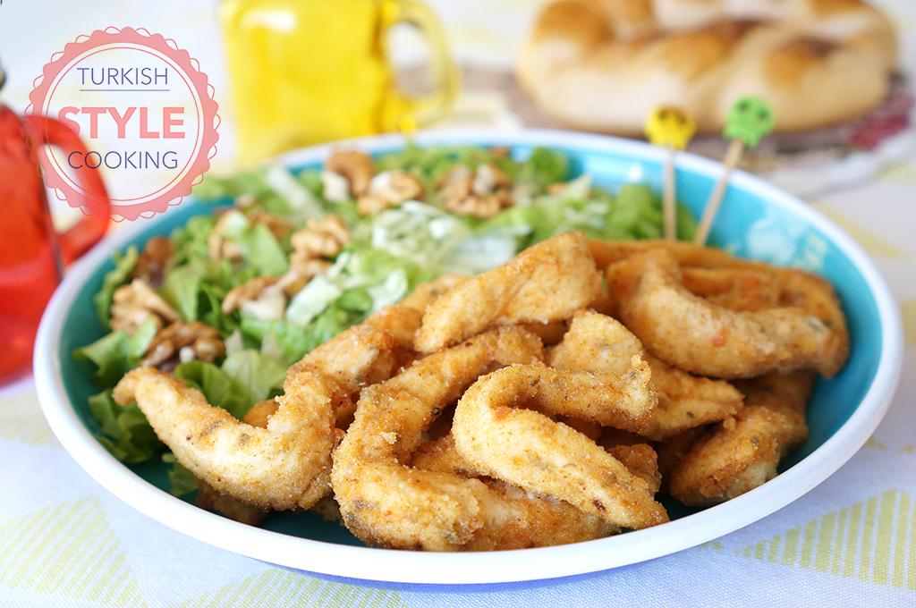 Fried Chicken Squid Recipe