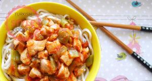 Chicken Noodle Recipe